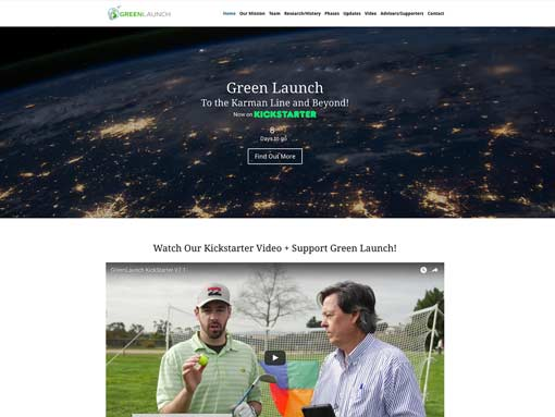 Green Launch