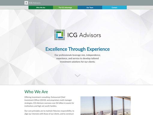 ICG Advisors