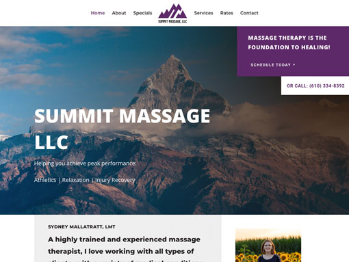 Summit Massage LLC